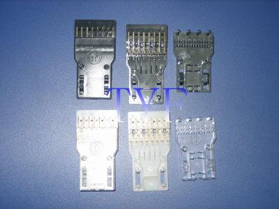 4 Pairs Plug 110 Type