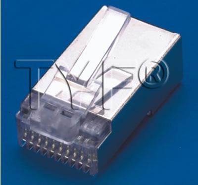 10P10C 屏蔽水晶头