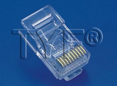 10P10C 水晶头