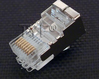 8P8C 屏蔽水晶头